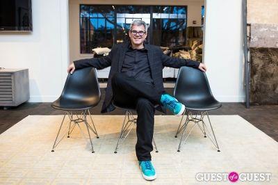 mike in Eames Demetrios @ Room & Board