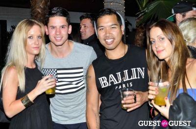 The Embassy Presents Nightswim with Guest DJs Thom Yorke and Nigel Godrich