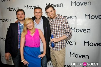 Moven App Launch Party