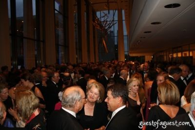 New York Philharmonic-Opening Night Gala