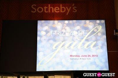 The 2013 Prize4Life Gala