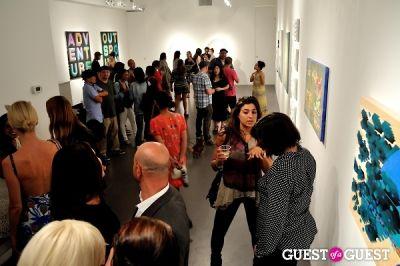 Bowry Lane II exhibition opening