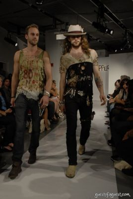 Skrapper - William Quigley Fashion Show