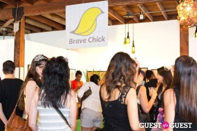 Brave Chick B.E.A.M. Award Fashion and Beauty Brunch