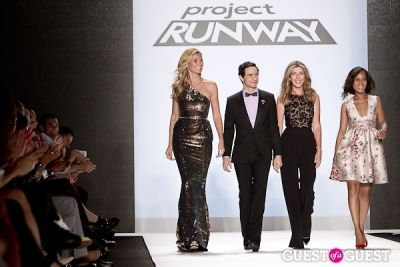 Project Runway Fashion Show
