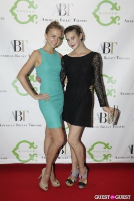 stephanie williams in The 4th Annual American Ballet Theatre Junior Turnout Fundraiser