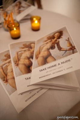 New York Academy of Art 18th Annual Take Home a Nude