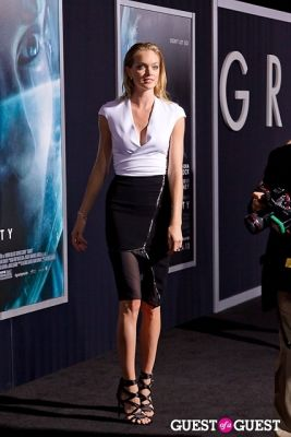 New York Movie Premiere of GRAVITY
