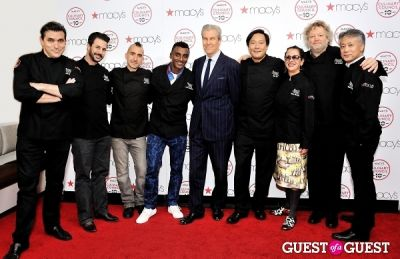 Macy's Culinary Council 10th Anniversary Celebration