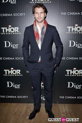 Thor: The Dark World Screening Hosted by The Cinema Society and Dior Beauty