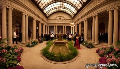 Frick Collection Autumn Dinner
