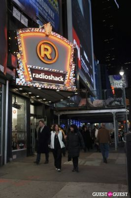 RadioShack Pop-up Store Kick Off Celebration