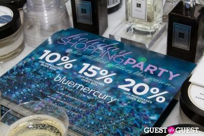 Bluemercury Holiday Shopping Party