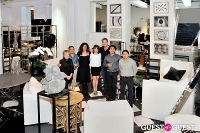 Michael Dawkins Home NYC Showroom and Design Studio Opening