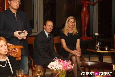 christopher scharff in An Evening in Support of The Barak Ballet