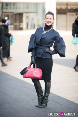NYC Fashion Week FW 14 Street Style Day 7