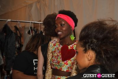 colin tunstall in AIDS Healthcare Foundation Presents Art Hearts Fashion
