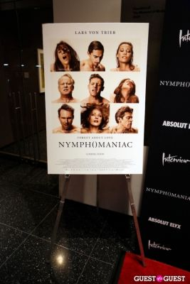 New York Premiere of Magnolia Pictures' Nymphomaniac:Volume One