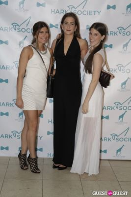 kasia smutniak in The Hark Society's 2nd Annual Emerald Tie Gala