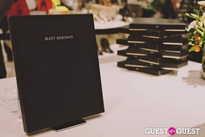 The Launch of the Matt Bernson 2014 Spring Collection at Nordstrom at The Grove