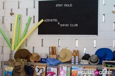 Coachella: Desert Gold at The Ace Hotel