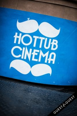 Crowdtilt Presents Hot Tub Cinema