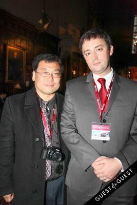 dennis quaid in China-US Business Forum 2014