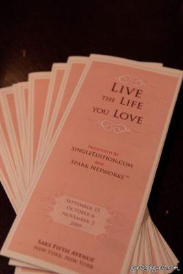 Single Edition Media: Live the Life You Love