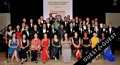 Outstanding 50 Asian Americans in Business 2014 Gala