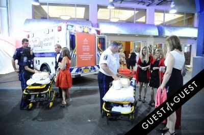 subway in American Heart Association's 2014 Heart Ball