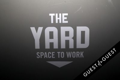 The Yard Networking Event