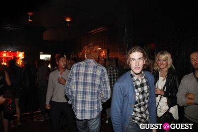 aj english in The Rapture Afterparty