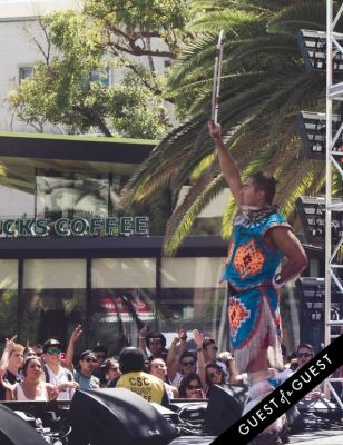 a tribe-called-red in Budweiser Made in America Music Festival 2014, Los Angeles, CA - Day 1