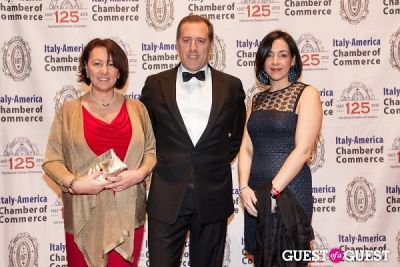 jane lewis in Italy America CC 125th Anniversary Gala