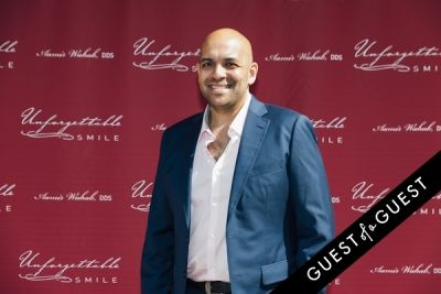aamir wahab in Unforgettable Smile Ribbon Cutting Ceremony