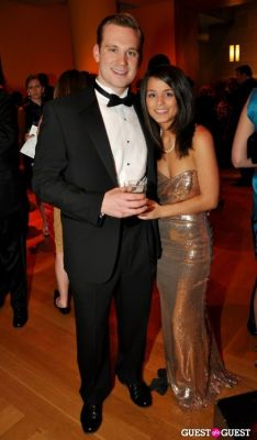 aaron greenwald in Silk Road Society Gala at the Freer and Sackler Galleries