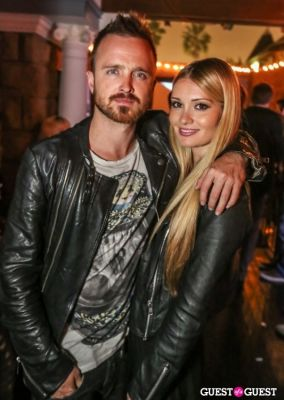aaron paul in The Embassy and Vice Election Night Viewing Party