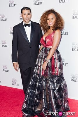 aaron tredwell in New York City Ballet's Fall Gala