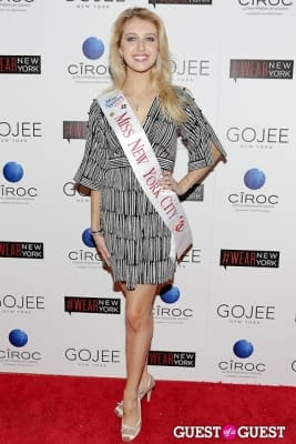 acacia courtney in Wear New York presented by Gojee