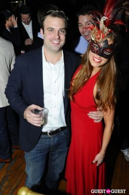 adam fisher in Fete de Masquerade: 'Building Blocks for Change' Birthday Ball