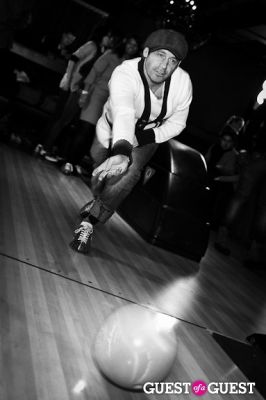 adam nelson in Miz Mooz 2011 Fashion Show by Workhouse at Bowlmor Times Square