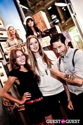 adam nelson in Onassis Clothing Launch Event