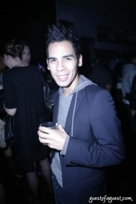 adam pichirilo in Gradient Magazine Party