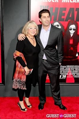 adam ray in The Heat Premiere