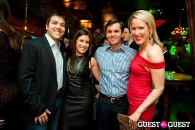 lindley thornburg in Hot 100 Party @ Capitale