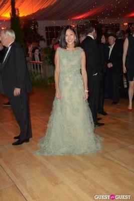 adelina wong-ettelson in The New York Botanical Gardens Conservatory Ball 2013