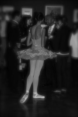 adji cissoko in American Ballet Theatre's Junior Council