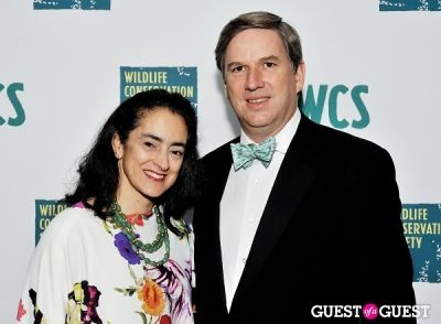 adriana samper in Wildlife Conservation Society Gala 2013