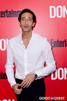 adrien brody in Don Jon Premiere