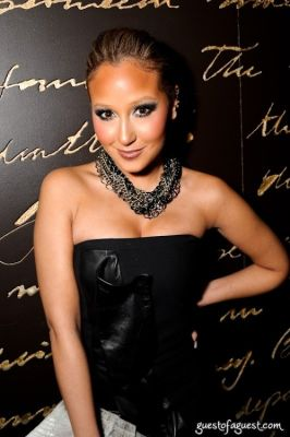adrienne bailon in Haiti Relief / 1Oak